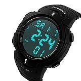 ufengke®sport nuoto impermeabile luminosi calendar timer sveglia orologio luce elettronica orologio...