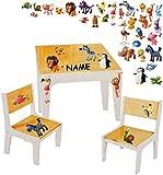 alles-meine.de GmbH 3 TLG. Set: Sitzgruppe