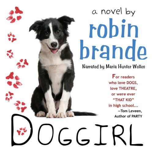 Doggirl audiobook cover art