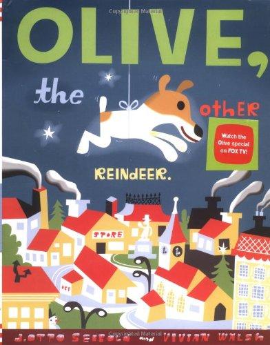 Olive, the Other Reindeer (Olive, OLIV)
