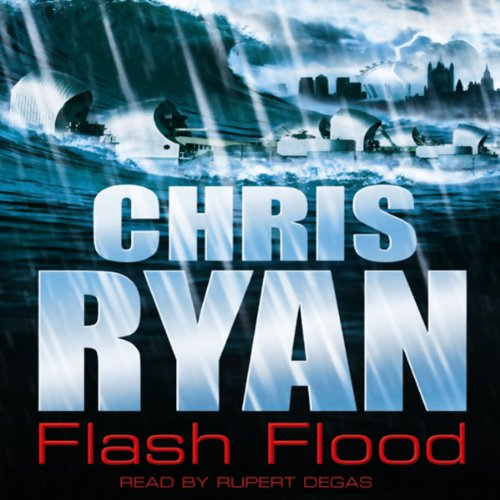 Flash Flood audiobook cover art