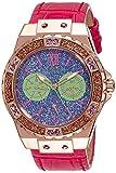 Guess Reloj analogico para Mujer de Cuarzo con Correa en Tela W0775L4