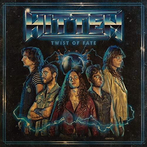 Hitten: Twist of Fate (Audio CD (Standard Version))