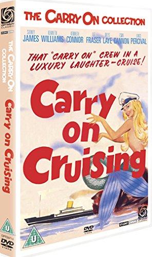 Carry On Cruising [DVD]