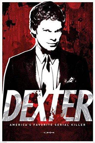 Poster, Dexter, Pyramiden-Poster, PP33533