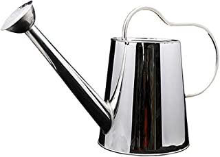 NYKK Plant Watering Cans Home Gardening Watering Can Stainless Steel Watering Can, Family Balcony Garden Pot Watering Tool...