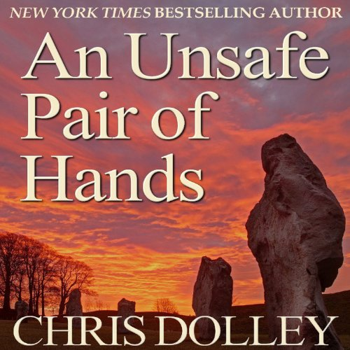 An Unsafe Pair of Hands audiobook cover art