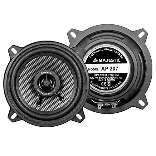 Majestic AP 207 BL Casse per auto 60 W