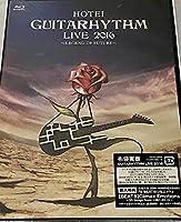布袋寅泰HOTEI GUITARHYTHM LIVE2016~LEGEND OF FUTURE~ブルーレイBlu-rayライブSTARMANサイバーシティーは眠らないライヴ