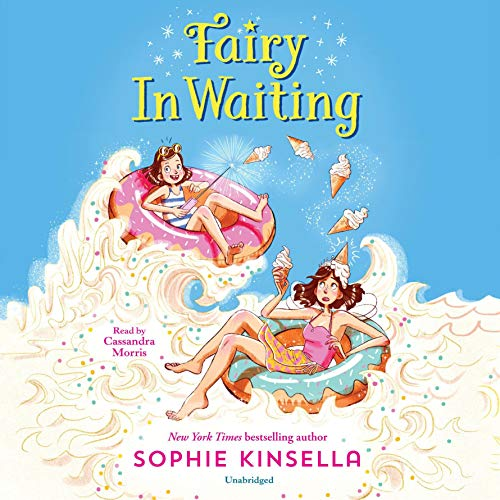 Fairy in Waiting audiobook cover art