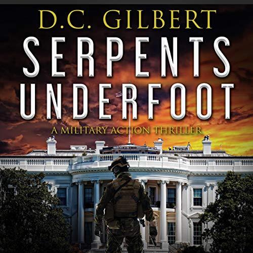 Serpents Underfoot audiobook cover art
