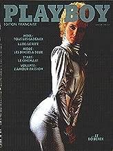 Playboy French Edition January 1982 Adult Magazine