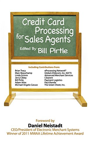 Credit Card Processing for Sales Agents