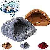 Lanyifang Saco de dormir para conejo, cachorro, saco de dormir, forro polar, grueso