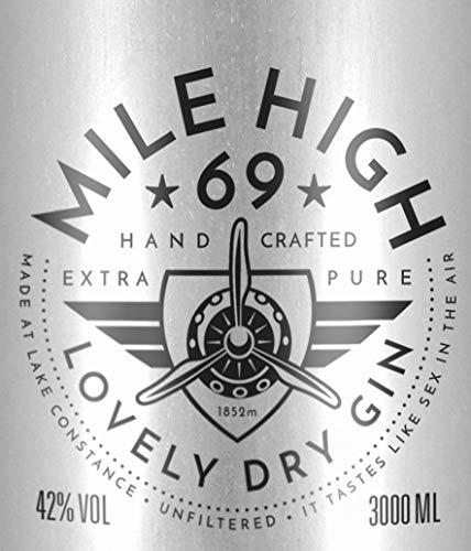 Mile High 69 Gin
