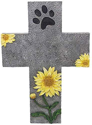 Soulitem hond afbeelding graf herdenstenen marker sticker robuust grafsteen voor binnen buiten huisdier geleverd