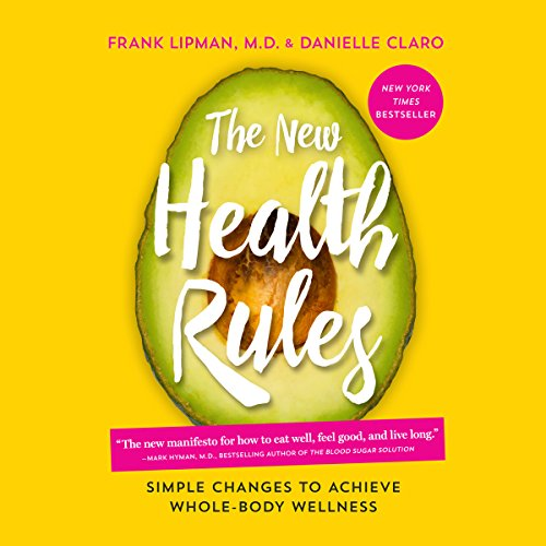 The New Health Rules audiobook cover art
