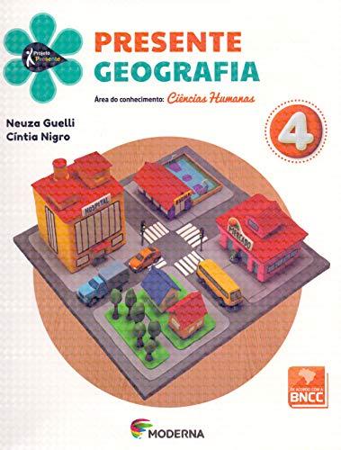 Projeto Presente. Geografia. 4º Ano