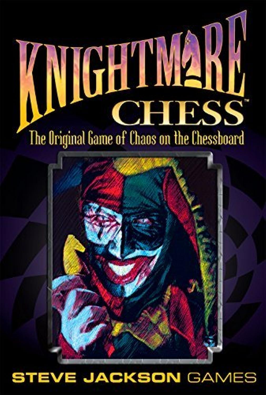 tienda de descuento Knightmare Chess - Third Edition by Steve Steve Steve Jackson Juegos  precios bajos