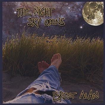 The Night Sky Opens