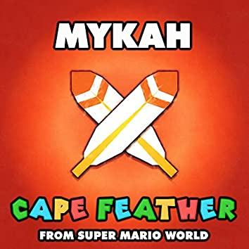 """Cape Feather (From """"Super Mario World"""")"""