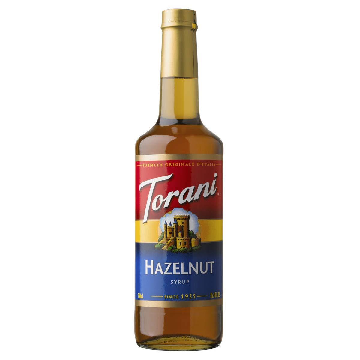 Torani Hazelnut Syrup Max Very popular! 47% OFF 750 ml