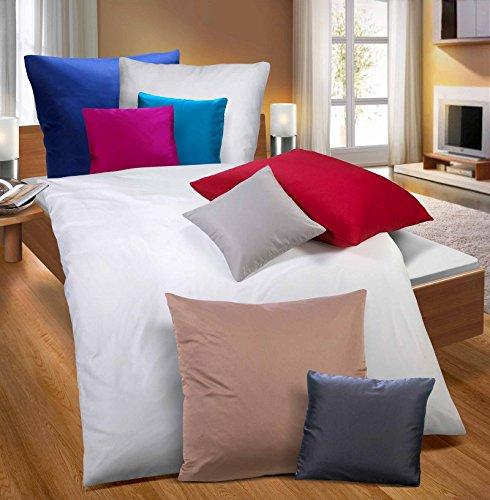 Biberna 0065600 Fundas de colchón Satén de algodón...