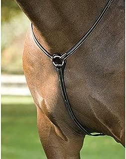 Crown Hunter Breastplate Dark Havana Horse-full Size