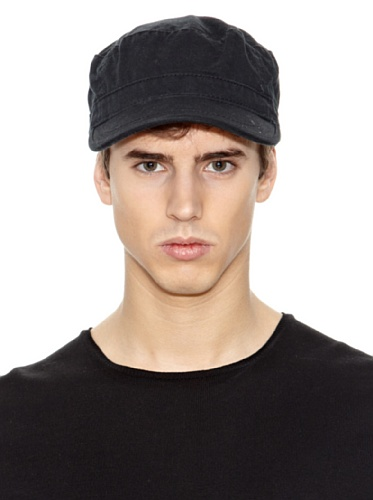 Atlantis Gorra Unisex Warrior Negro