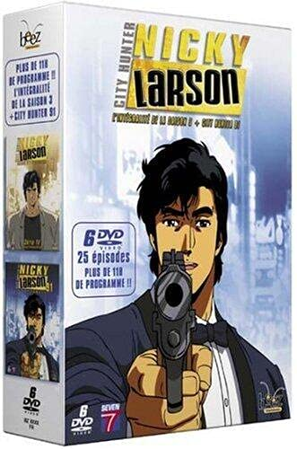 Nicky Larson-Saison 3 + City Hunter 91