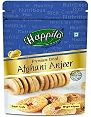 Happilo Premium Afghani Anjeer, 200g