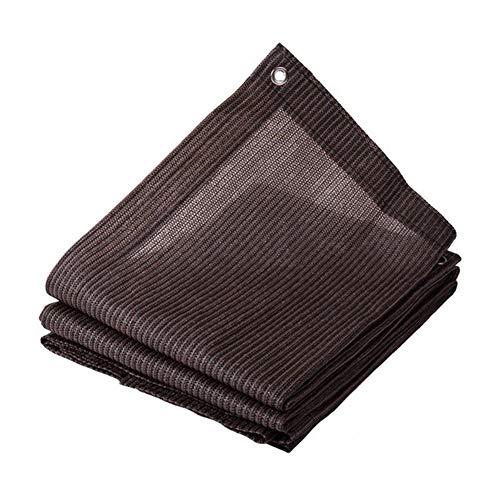KUYUC 90% schaduw doek schaduw net met Grommets voor tuin Patio Pergola veranda luifel of Gazebo 3x4M/10x13FT