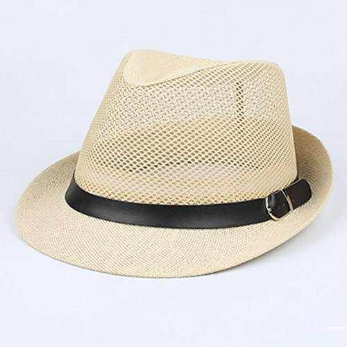Chapeau Pare-soleil respirant maille imperméable à l'eau de maille d'hommes d'âge moyen de Sun Hat / UV / ventilation / chapeau de pêche d'Occluded, chapeau extérieur de voyage / loisirs d'été (4 couleurs à choisir)