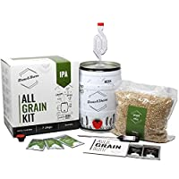 🍀 ALL GRAIN KIT 🍀 All in 1. COOK, FERMENT AND SHARE. Brew & Share, le premier kit de brassage de bière artisanale qui combine le brassage basé sur les 4 ingrédients qui composent la bière avec un processus simple et pratique, permettant à la fois de ...