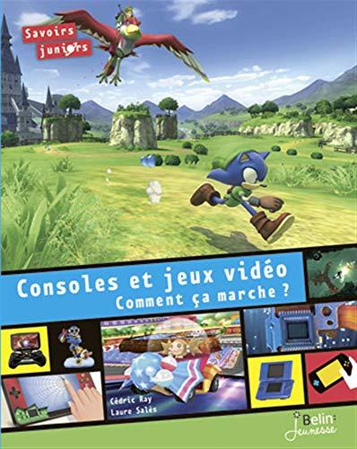 Console et jeux vidéos, comment ça marche ?