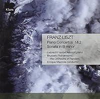Piano concertos 1 & 2 - Sonata in B minor