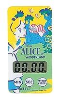 ディズニー デジタル キッチンタイマー ふしぎの国のアリス/ファンタジー MA-1415