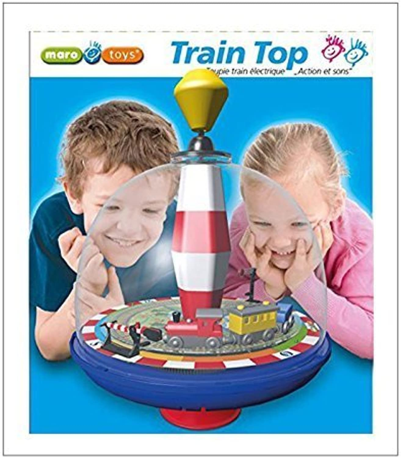 Maro Toys - Train Top, with sound by ToyMarket