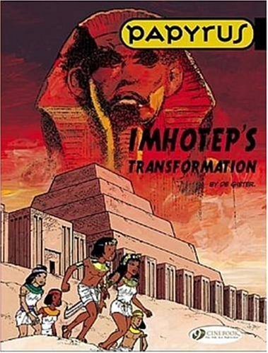 Imhotep's Transformation: Papyrus Vol. 2 by De Lucien Gieter (2008-05-30)