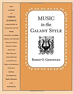 Best galant style music Reviews