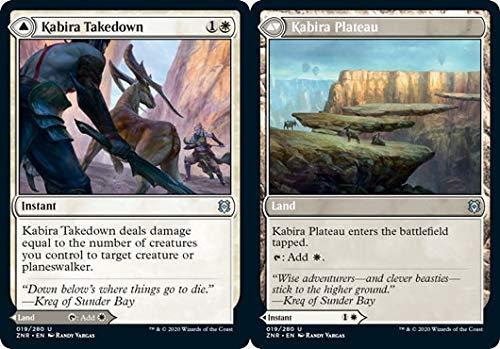 Magic: The Gathering - Kabira Takedown // Kabira Plateau - Zendikar Rising