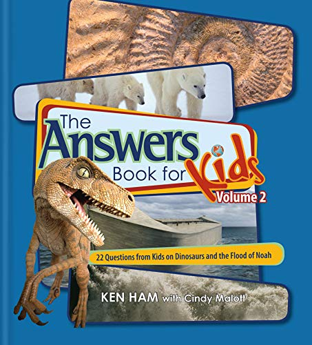Answers Book for Kids Volume 2, The