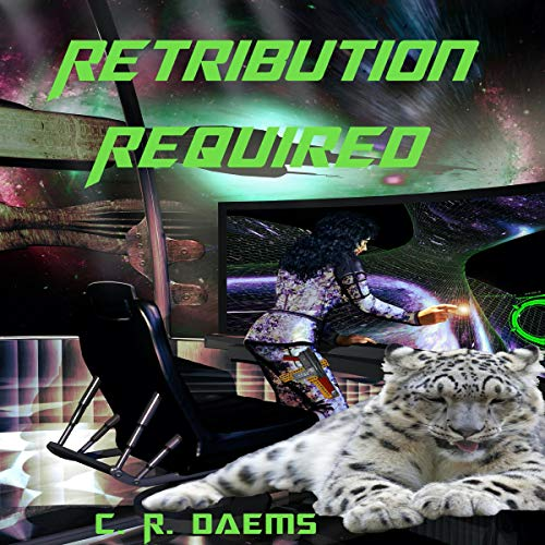 Retribution Required audiobook cover art