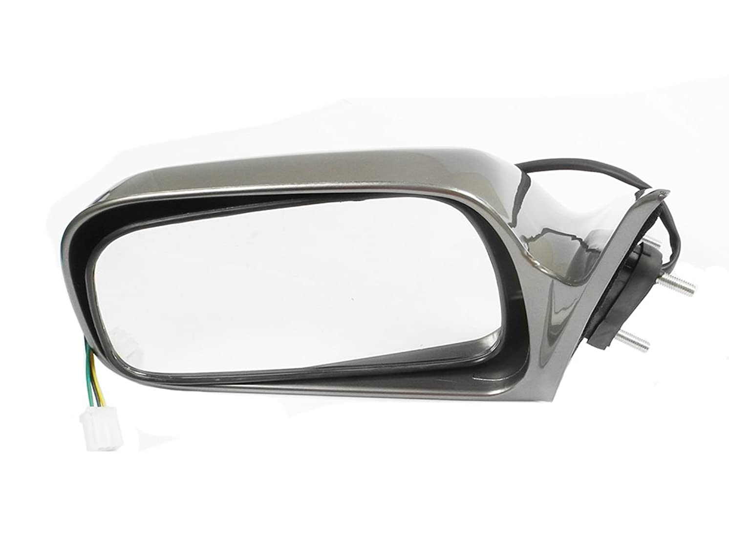 MotorKing 1 Pack TM1030-L-1B2 Driver Side Power Door Mirror (Fits for 97-01 Toyota Camry) uewjixvvbt5134