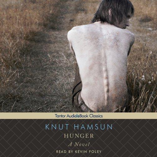 Hunger audiobook cover art