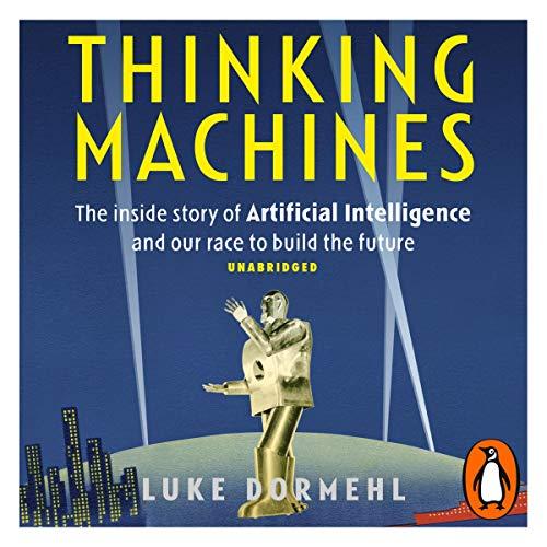 Thinking Machines audiobook cover art