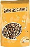 Turkish Antep Roasted Salted Pistachios (2 Lbs) - Fresh New Crop - Roasted to Perfection - Farm Fresh Nuts Brand