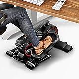Nouveauté d'exposition 2020 ! Mini vélo d'exercice avec application,Stepper Crosstrainer pour l'exercice au bureau et à la maison, santé au travail, pas de bureau réglable en hauteur nécessaire