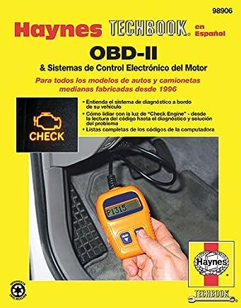 OBD-II & Sistemas de Control Electronico del Motor (Haynes Techbook) (Spanish