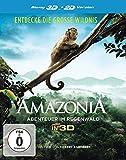 Bilder : Amazonia - Abenteuer im Regenwald (inkl. 2D-Version) [3D Blu-ray]